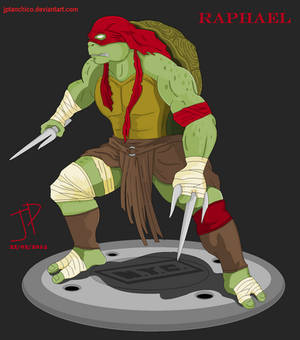 Movie Raphael (MS Paint)