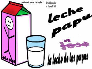 Leche Papu