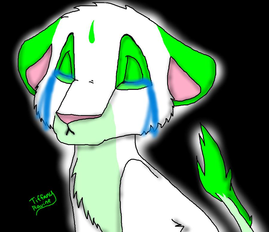 Feeling upset... by RandomFursona on DeviantArt