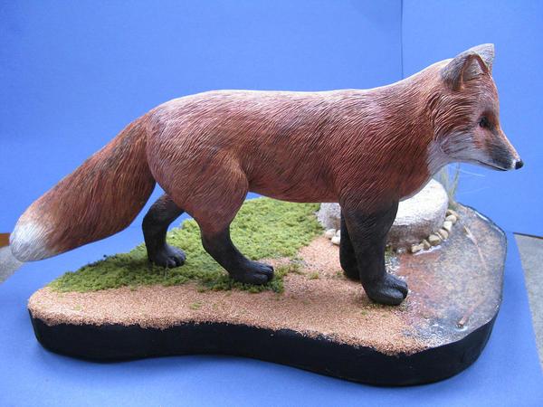 Red fox by Bagheera3