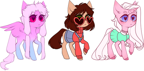 + adopts open 1/3 + by starryeggs
