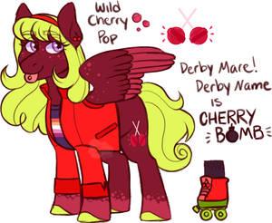 [ DT ] Wild Cherry Pop