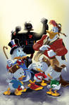 Ducktales Cover Color