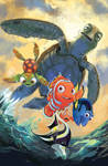 Finding Nemo Cover Issue 1