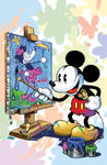 Mickey mouse cover issue 304