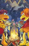 Spooky Fraggle Stories