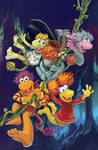 Fraggle Rock Issue 1 cover