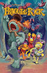 Fraggle Rock Issue 2 Cover