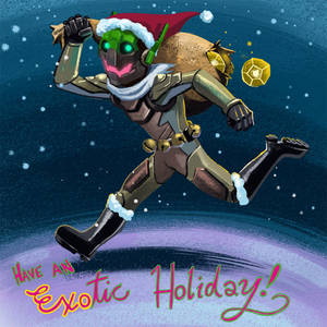 Have an EXOtic Holiday