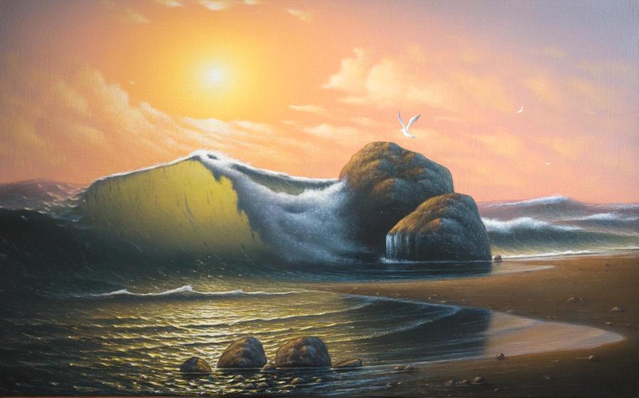 Para hacer surf Surf_by_uvar