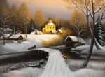 Winter pastorale