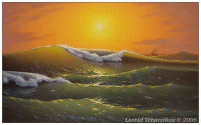 Wave by uvar