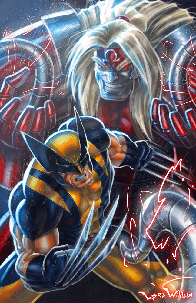 What is omega red