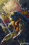 TMNT Leonardo by LordWilhelm