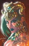 Dragon PriestessDA