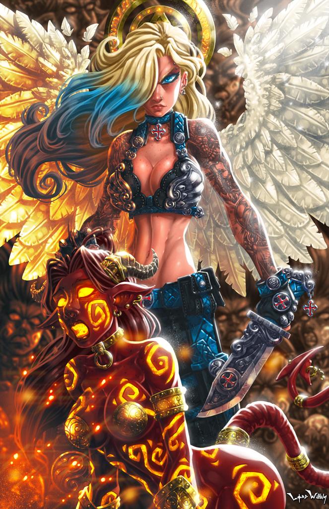 Demon Hunter by LordWilhelm