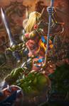 Sun Warrior 2