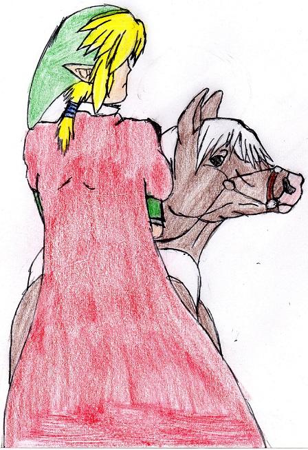 Lone Rider by oki-samickle