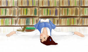 Belle And Her Books
