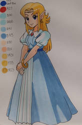Zelda from A Link to the Past
