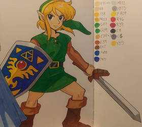 Link copy from A Link to the Past