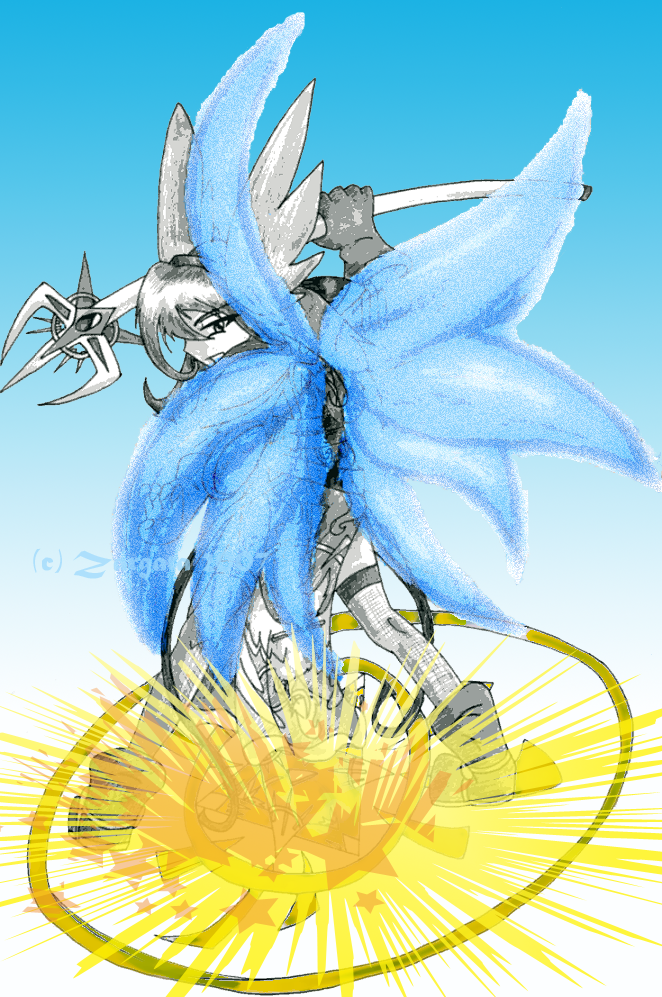 Zargata's Art Topic Ogre_Battle_in_2D_3D_by_Zargata