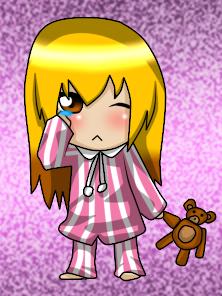 ~ YGO GX OC ~ Rose Tired ~ by RosiieChan