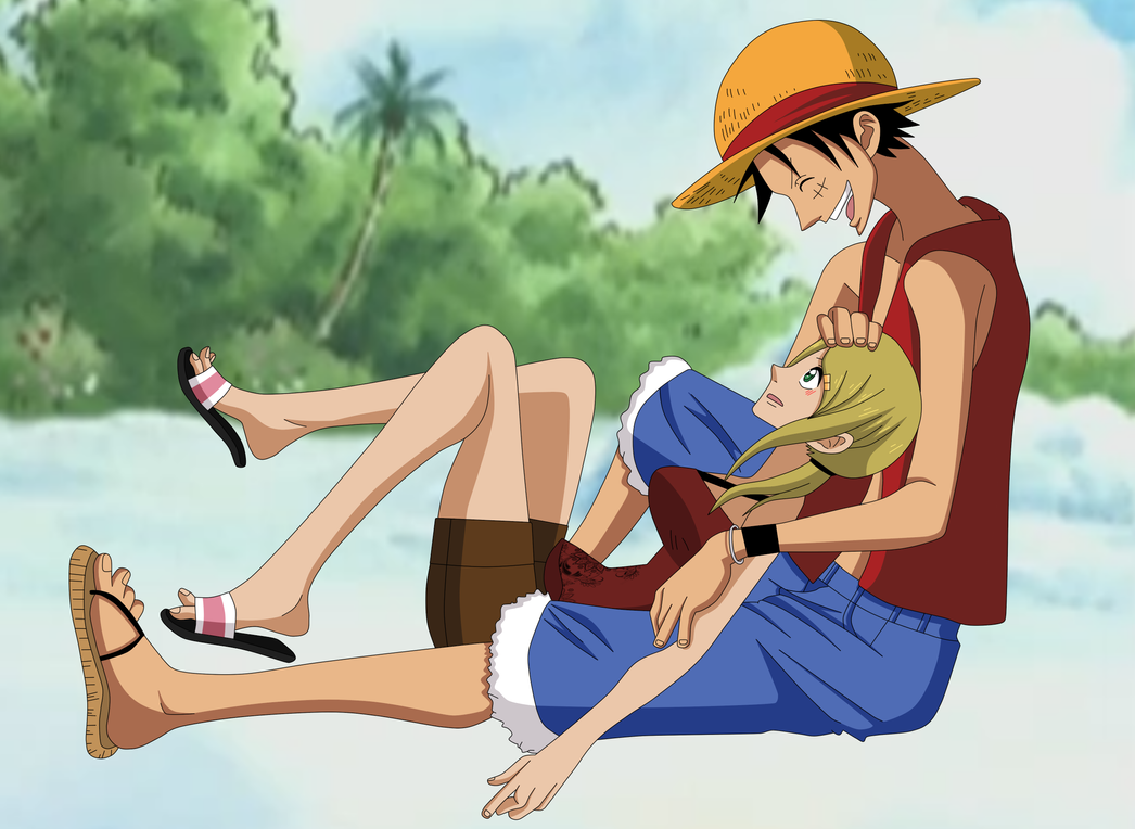 one piece luffy and - photo #6