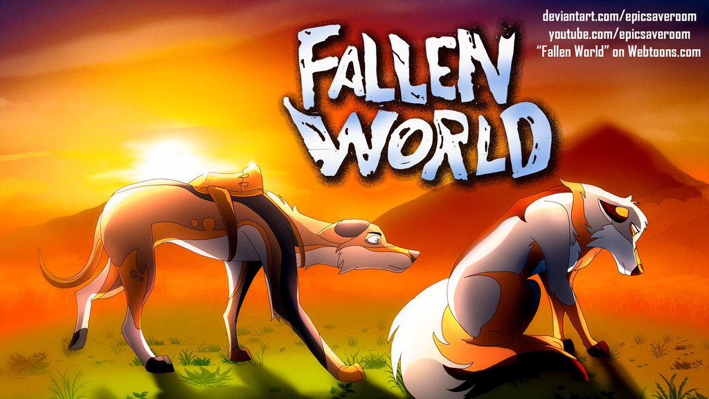 Check out Fallen World -promo- by canineart2018