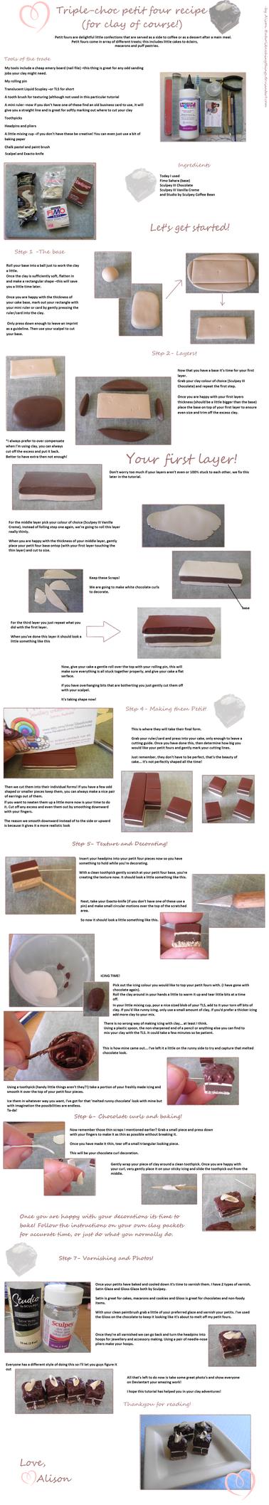 Petit Four tutorial -LONG by ilikeshiniesfakery