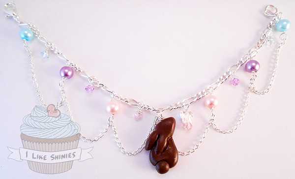 Sweet Easter Bracelet by ilikeshiniesfakery