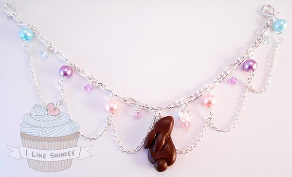 Sweet Easter Bracelet by ilikeshiniesfakery