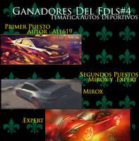 Winners Of FDLS No.4 by iluziongfx