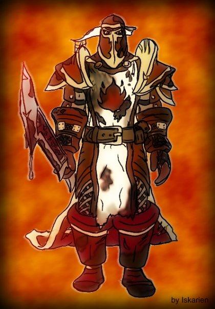 Scarlet Determination by Iskarien