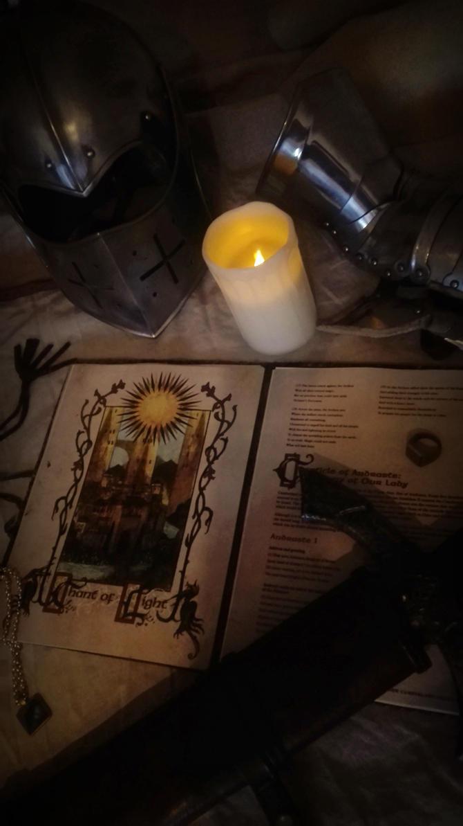 A templars night by Iskarien