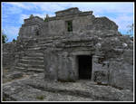 Mayan Temple Complex