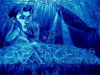 A.T.L.E 13th Anniversary 6.15.14 by simpsonsquire