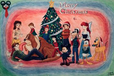 Disney-Hawkins Brothers Christmas II
