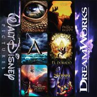 My Favorite Disney-DreamWorks Parallels