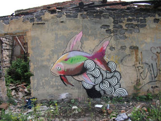 fish by STR-ONE