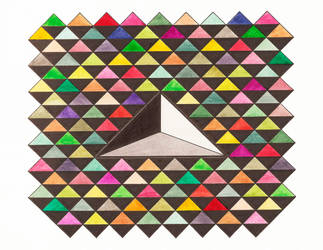 Tetrahedron by STR-ONE