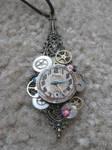 Steampunk Necklace 2