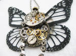 Steampunk Butterfly 2 Closeup