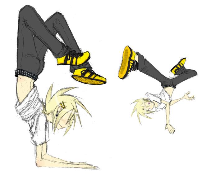 BBreakdance by foofoo