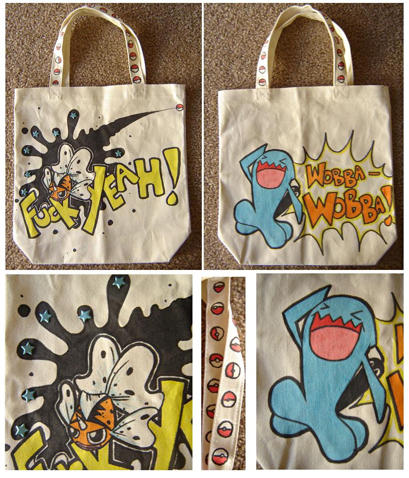 Poke-bag by foofoo