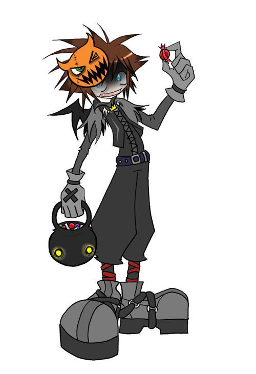 Halloween Sora. by foofoo