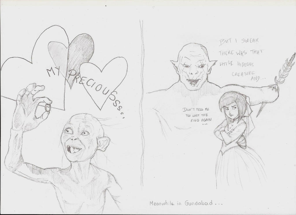 Azog's proposal by ALiceThargeryen