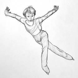 Yuzuru Hanyu by Terralain