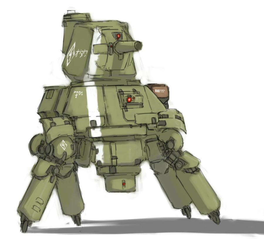 Tankoma::t-34 by Panzermeido