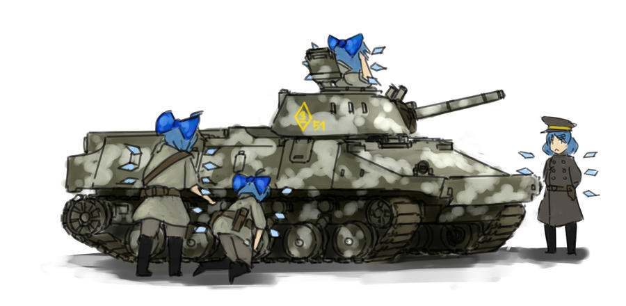 BMD by Panzermeido